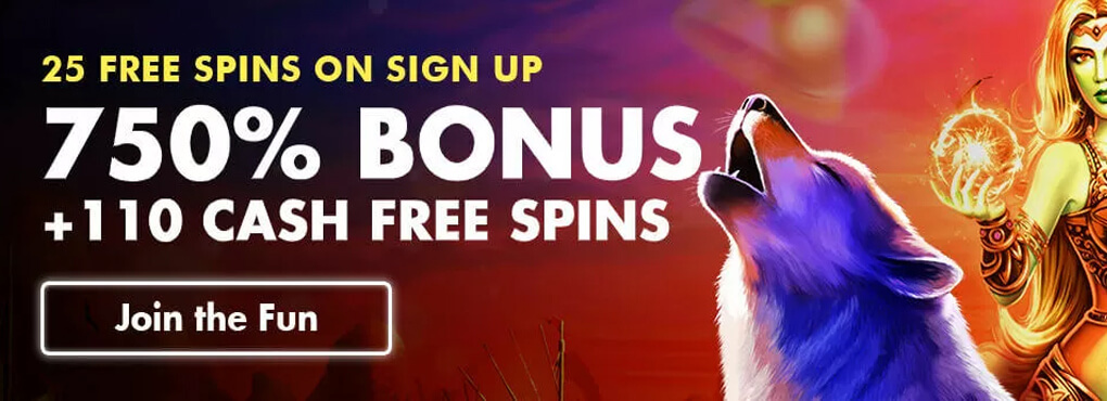 Play with the Best Welcome Bonus